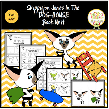 SKIPPYJON JONES IN THE DOG-HOUSE BOOK UNIT