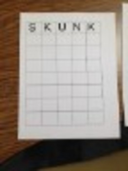 SKUNK-an addition or multiplication game