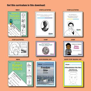 SL - Black History and Literature Bundle