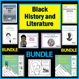SL - Black History and Literature Bundle