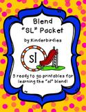 SL Blend Packet