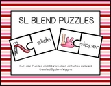 SL Blend Puzzles ~ 15 Puzzles Plus Follow Up Activities