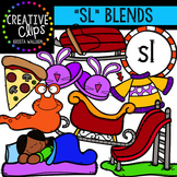 SL Blends {Creative Clips Digital Clipart}