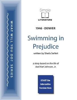"SL - 1946 Denver - Swimming in Prejudice (""What Will You Do?"" Colorado History)"
