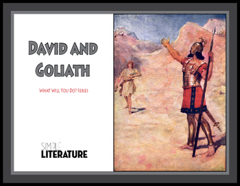 "SL Free - David and Goliath - Bible Story - ""What Will You Do?"" Series"