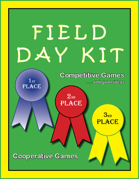 SL Free - Field Day Kit With Reading Resources