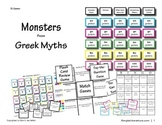 SL Games: Monsters From Greek Myths