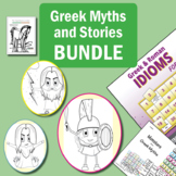 SL Greek Myths and Stories Bundle – Curriculum & Games – Greek Gods & Heroes