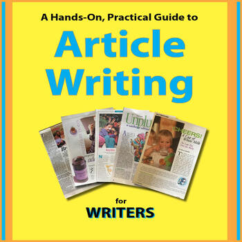 SL - How to Write a Magazine Article - Audience and Targeting a Publication