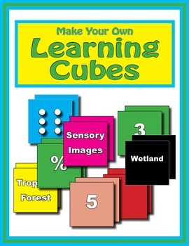 SL Free - Make Your Own Learning Cubes
