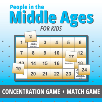 SL Games: About the Middle Ages
