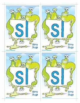 SL (Slimy Slugs) Blend Buddy Card