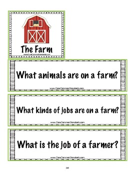 SL.2.3 Second Grade Common Core Worksheets, Activity, and Poster