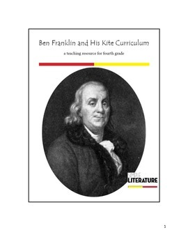 4SL - Ben Franklin and His Kite Curriculum - Electricity