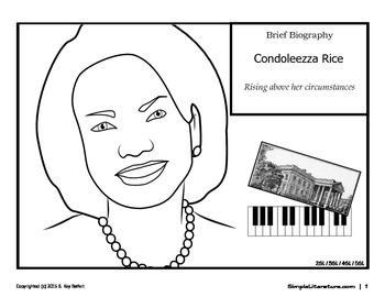 Condoleezza Rice - Rising above her circumstances