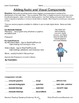 SL.4.5 Fourth Grade Common Core Worksheets, Activity, and Poster