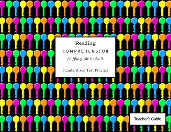 5SL-5th Grade Reading Comprehension--Standardized Test Practice--Teacher's Guide