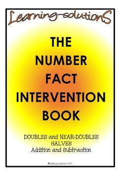 NUMBER FACTS - Doubles and Near Doubles - Intervention for Mastery