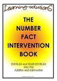 NUMBER FACTS - Doubles and Near Doubles - Intervention for