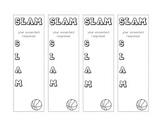 SLAM Extended Response Bookmarks - Test Prep