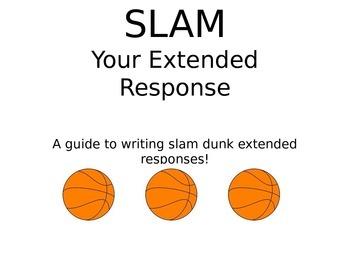 SLAM Extended Response Presentation