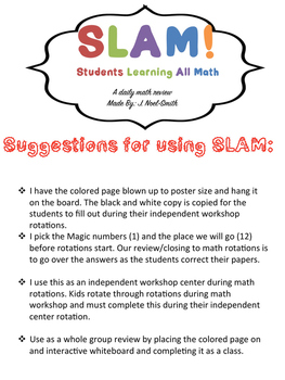 SLAM: Students Learning All Math