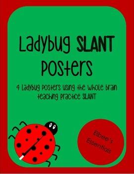 SLANT Ladybug Posters
