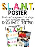 SLANT Listening Poster