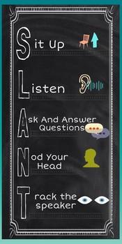 SLANT Poster: No Nonsense Nurturing