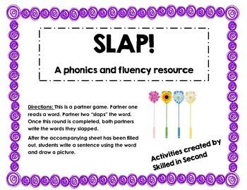 SLAP! Games {Aligned with Journeys 2014}