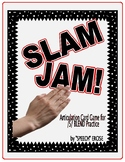 SPEECH THERAPY SLAM JAM! An Articulation Card Game for /S/ Blend Practice