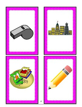 SPEECH THERAPY SLAM JAM! An Articulation Card Game for /S/ Sound Practice