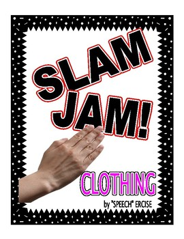 SPEECH THERAPY SLAP JACK! CLOTHING