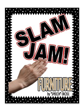 SPEECH THERAPY SLAP JACK! FURNITURE
