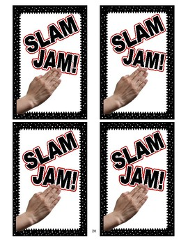 SPEECH THERAPY SLAM JAM! OCCUPATIONS
