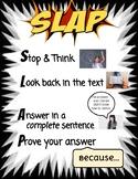 SLAP: Oral Response Strategy