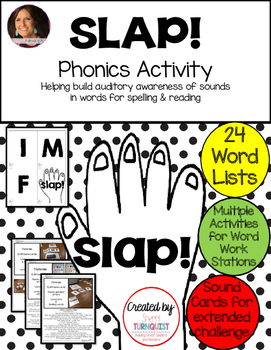 SLAP! Phonemic Awareness Activities
