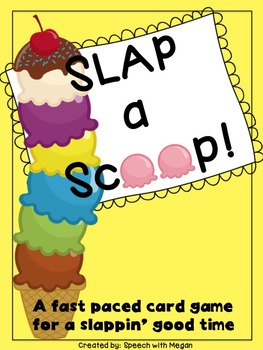 SLAP a Scoop! An open ended card game