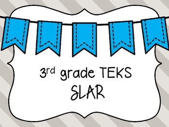 SLAR TEKS in Spanish