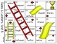 SLIDES & LADDERS GAME - 1st GRADE NATIONAL GEOGRAPHIC  REACH for READING