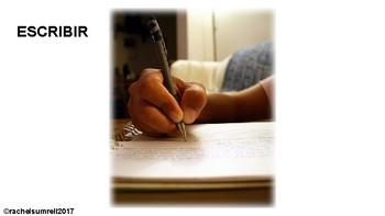 SLIDES TO TEACH REGULAR - IR VERBS