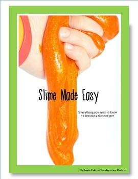 SLIME MADE EASY EBOOK