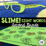 SLIME! Sight Words: Second Grade Year Long Program (Fry's Words)