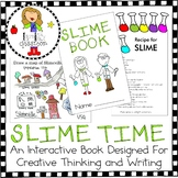 SLIME Time Creative Thinking and Writing Book