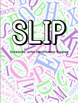 SLIP Systematic Letter Identification Program Bundle