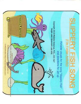 SLIPPERY FISH- Song Visuals