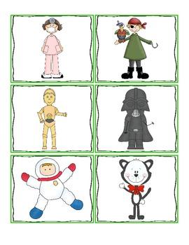 SL.K.4 Kindergarten Common Core Worksheets, Activity, and Poster