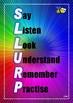 SLLURP spelling posters