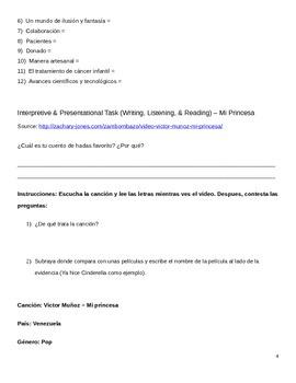 SLO - Beginning of Year IPA - Spanish 3