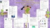 SLO ELA Assessment 1st grade BUNDLE for Whole Year!